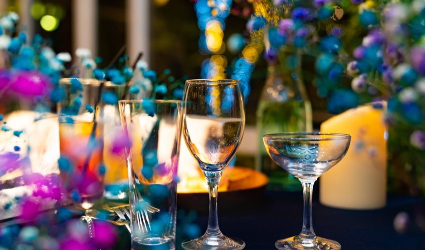 Want To Throw A Ritzy Party? Here's What You Need